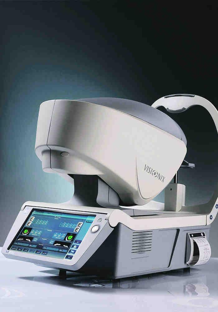 augenanalyse augeninnendruck messung optiker strausberg - Unser Service